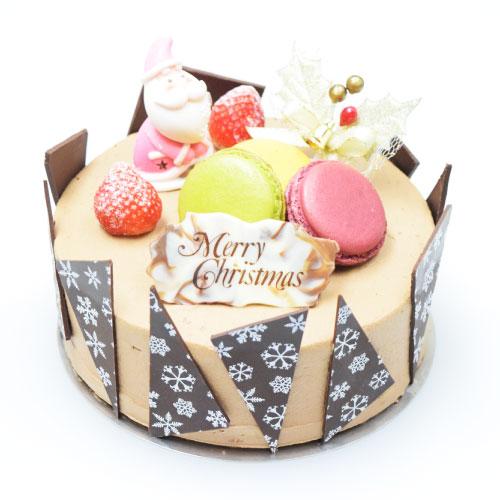 クリスマスケーキの広告作成依頼☆